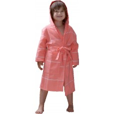 Azure Kids Robe