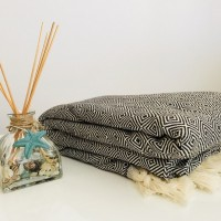 Diamond Throw & Blanket