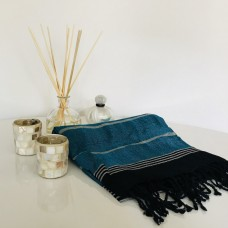 Aqua Silk Towel/Pareo