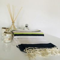 Marine Cotton Towels